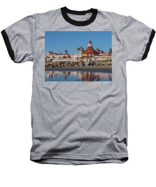 The Hotel Del Coronado Baseball T-Shirt