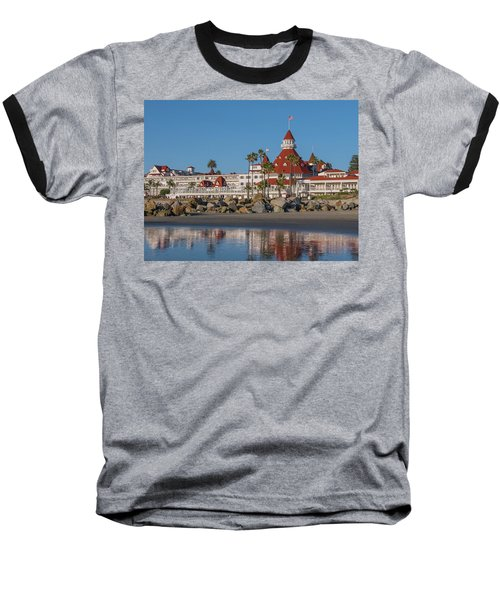 The Hotel Del Coronado Baseball T-Shirt