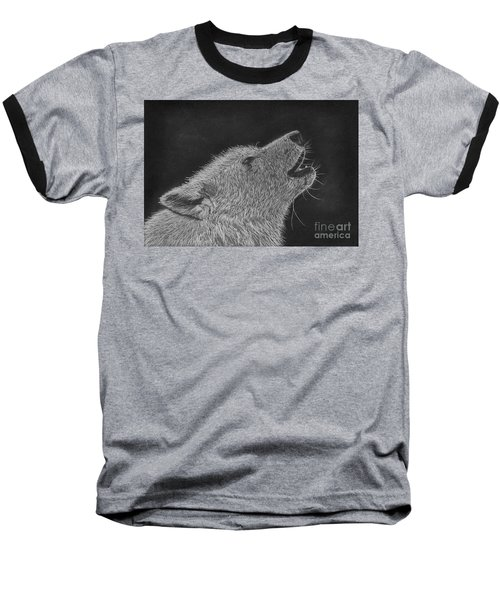 The Howl Baseball T-Shirt