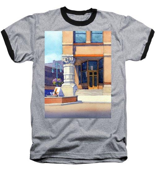 The Hudson Baseball T-Shirt