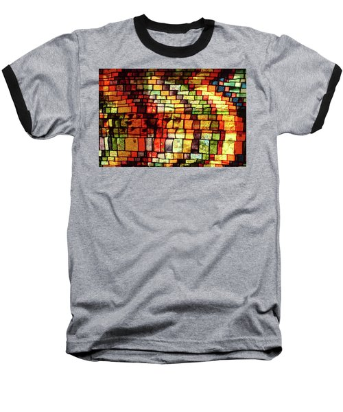 The Human Heart Likes A Little Disorder In Its Geometry Baseball T-Shirt