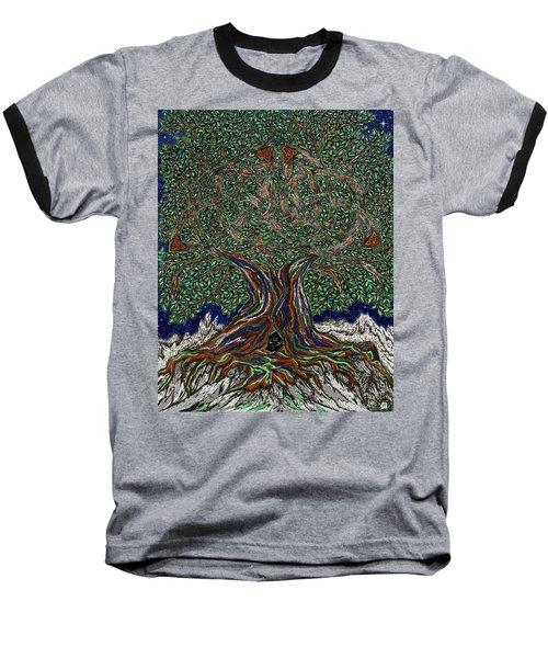 The Hunter's Lair Baseball T-Shirt