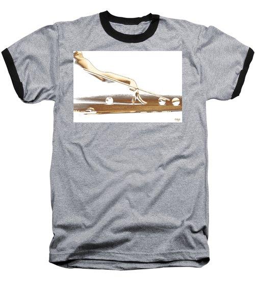 The Hustler Baseball T-Shirt