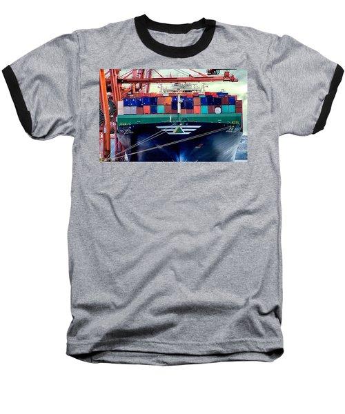 The Hyundai Faith Seattle Washington Baseball T-Shirt by Michael Rogers