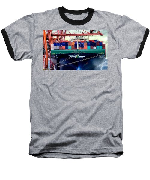 The Hyundai Faith Seattle Washington Baseball T-Shirt