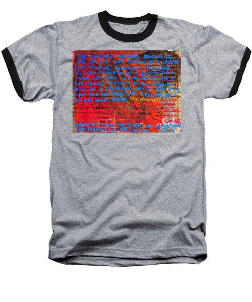 The Idea 2 Baseball T-Shirt