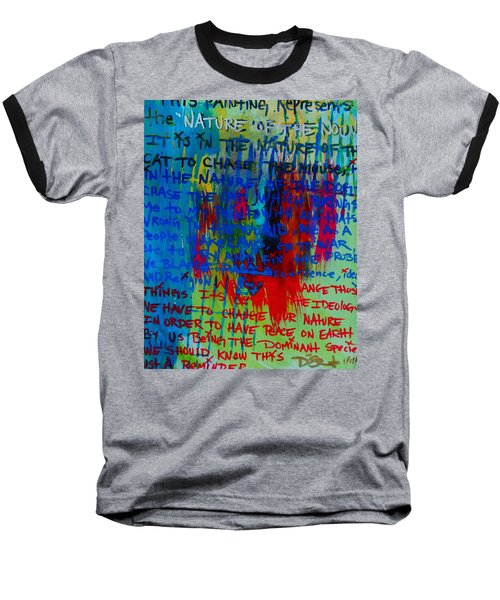 The Idea Baseball T-Shirt
