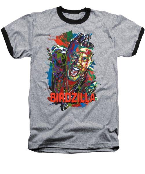 The Illustrated Man Baseball T-Shirt
