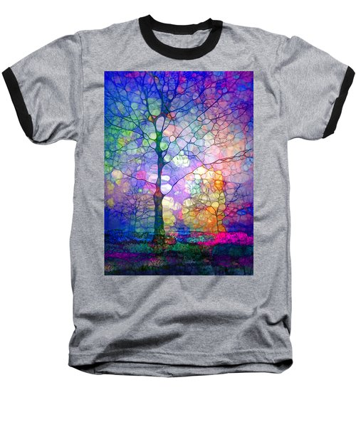 The Imagination Of Trees Baseball T-Shirt