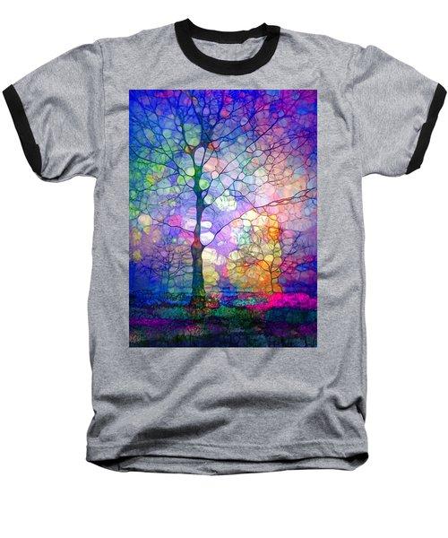 The Imagination Of Trees Baseball T-Shirt