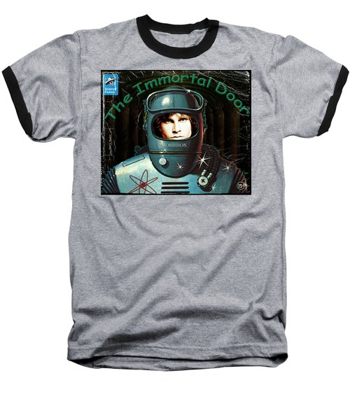 The Immortal Door Baseball T-Shirt