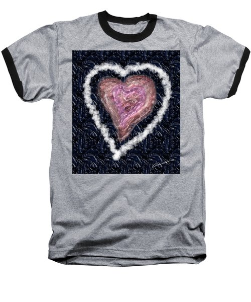 The Imperfection Of A Perfect Love Baseball T-Shirt