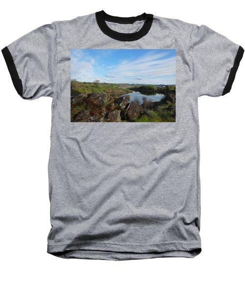 The Inlet Watchers Baseball T-Shirt