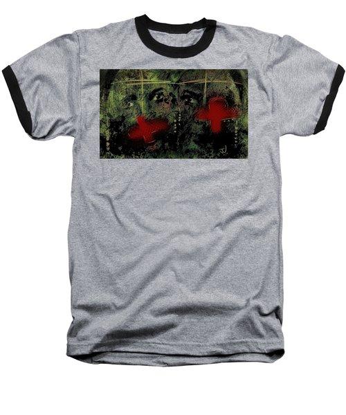 The Innocent Baseball T-Shirt by Jim Vance