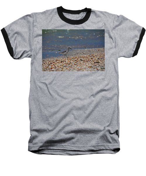 Baseball T-Shirt featuring the photograph The Intellectual I by Michiale Schneider