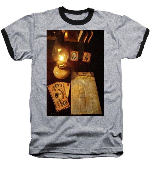 The Invitation Baseball T-Shirt