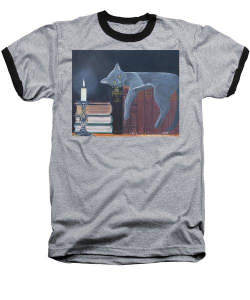 The Island Of Enchantment Baseball T-Shirt