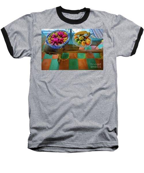 The Island Of God #11 Baseball T-Shirt