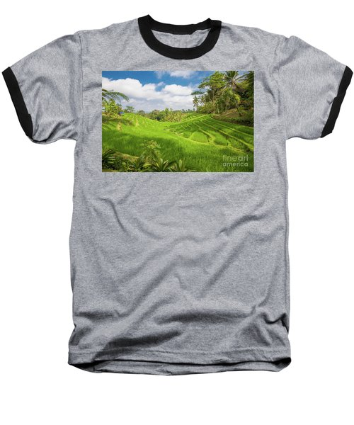 The Island Of God #14 Baseball T-Shirt