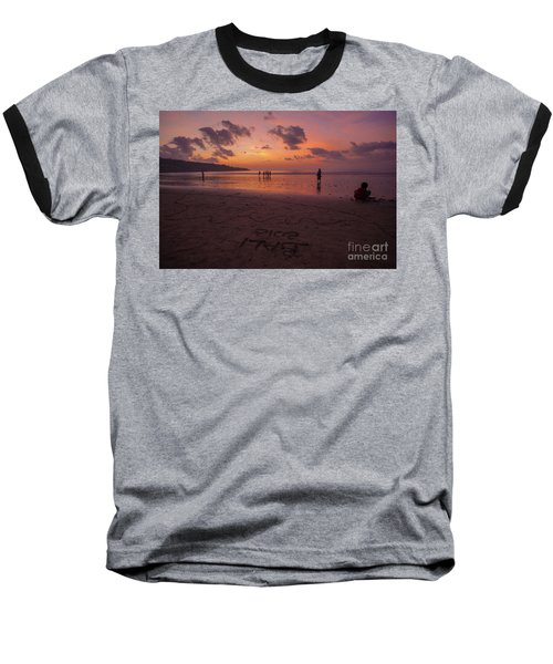 The Island Of God #15 Baseball T-Shirt