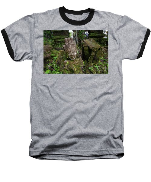 The Island Of God #3 Baseball T-Shirt