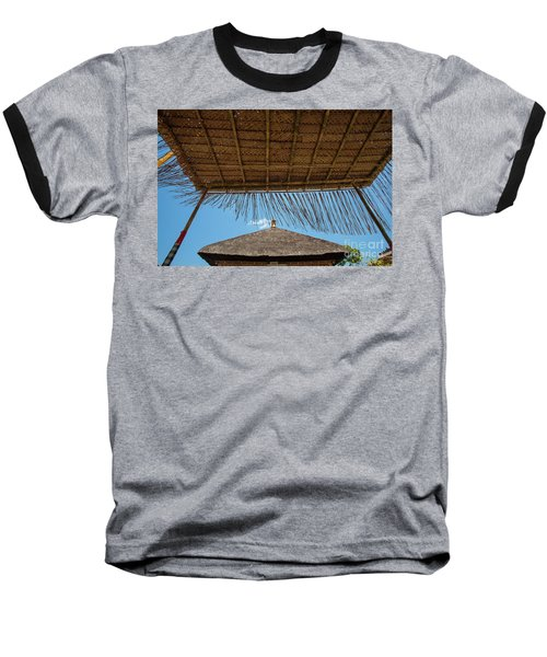 The Island Of God #6 Baseball T-Shirt