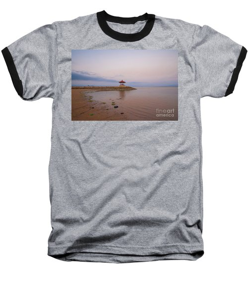 The Island Of God #9 Baseball T-Shirt