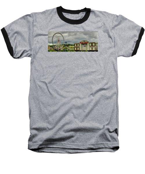 The Island Pigeon Forge Tn Baseball T-Shirt