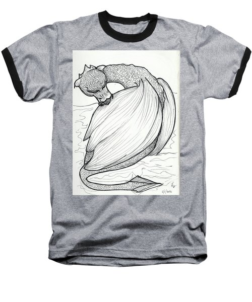 The Itch Baseball T-Shirt