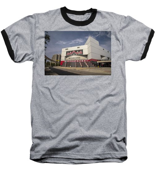 The Joe Wide Shot  Baseball T-Shirt