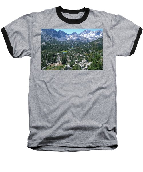 The John Muir Trail Baseball T-Shirt