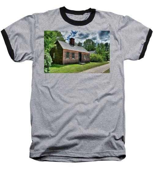 The John Wells House In Wells Maine Baseball T-Shirt