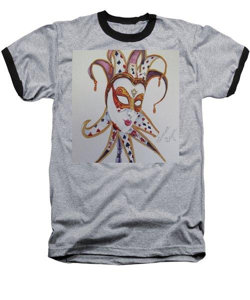 The Joker Baseball T-Shirt