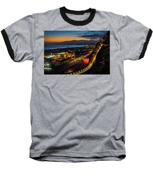The Jonathan Beach Club - Night  Baseball T-Shirt