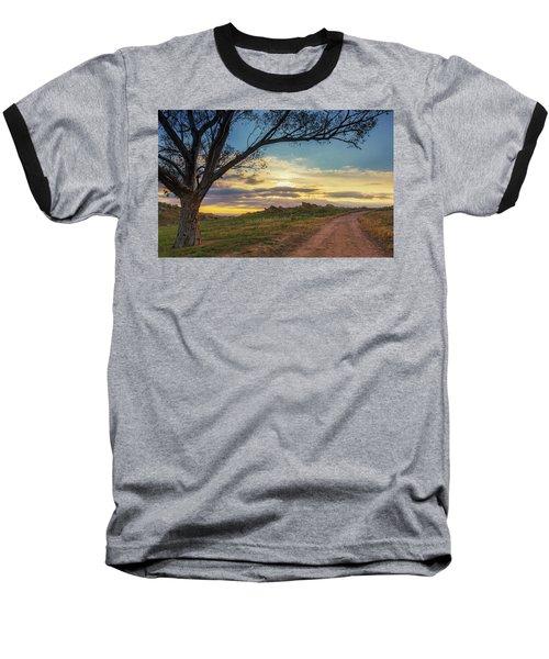 The Journey Home Baseball T-Shirt