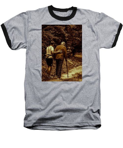 The Journey Baseball T-Shirt