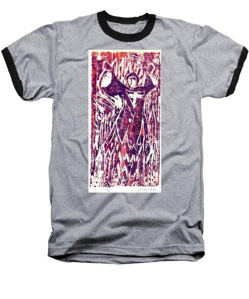The Journey Of St. John Baseball T-Shirt by Seth Weaver