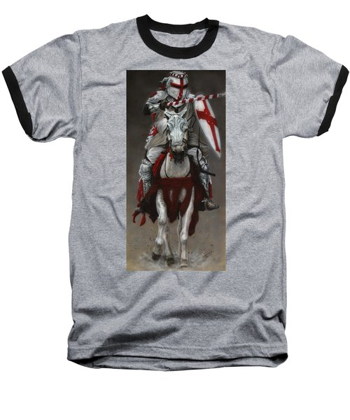 The Joust Baseball T-Shirt