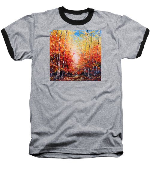 The Joy Ahead Baseball T-Shirt