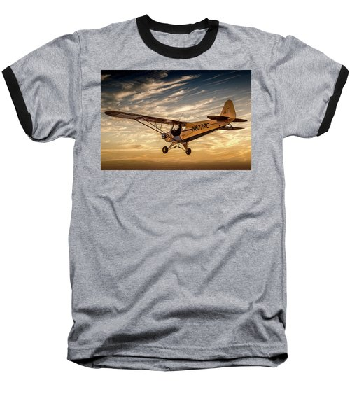 The Joy Of Flight Baseball T-Shirt