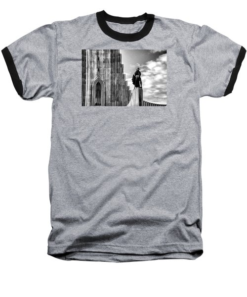 Baseball T-Shirt featuring the photograph The Leader Of Light by Rick Bragan