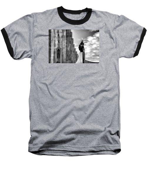 The Leader Of Light Baseball T-Shirt