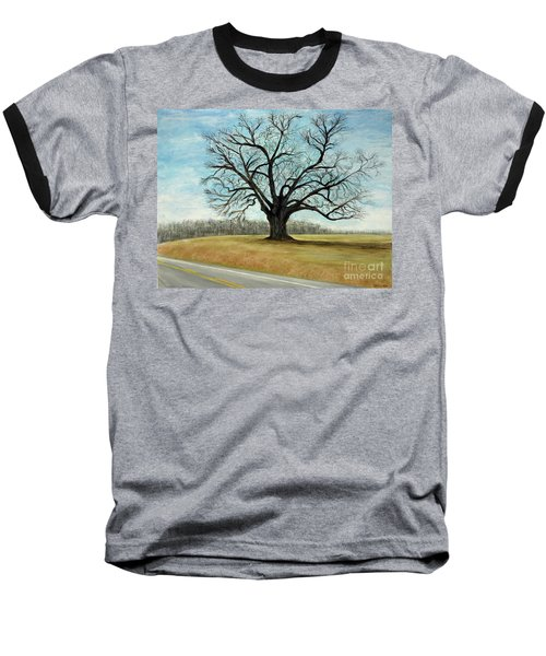 The Keeler Oak Baseball T-Shirt