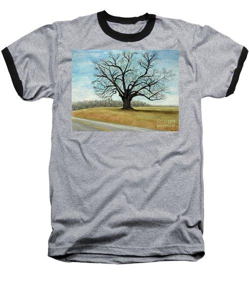 The Keeler Oak Baseball T-Shirt