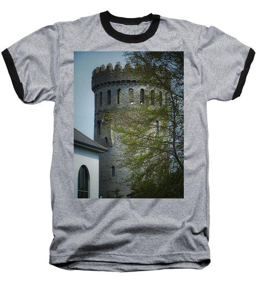 The Keep At Nenagh Castle Ireland Baseball T-Shirt