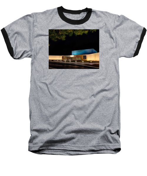 The Kennedy Institute 002 Baseball T-Shirt