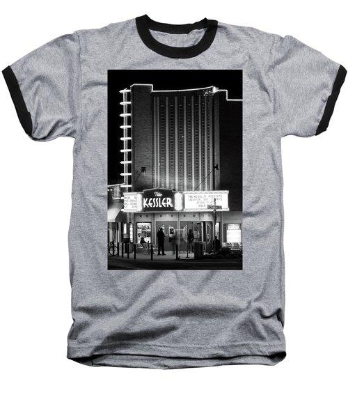 The Kessler V2 091516 Bw Baseball T-Shirt