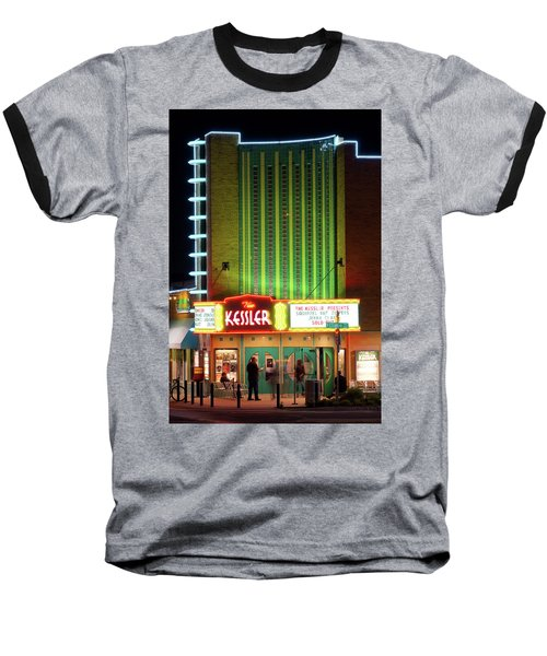 The Kessler V2 091516 Baseball T-Shirt
