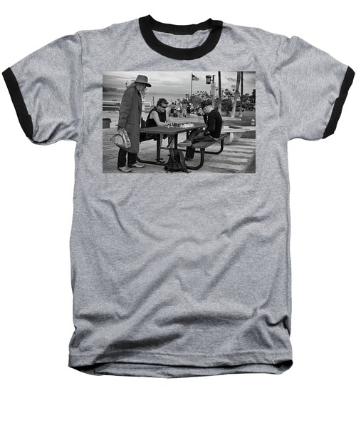 The Kibitzer Baseball T-Shirt