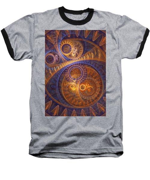The Kinetic Design Baseball T-Shirt